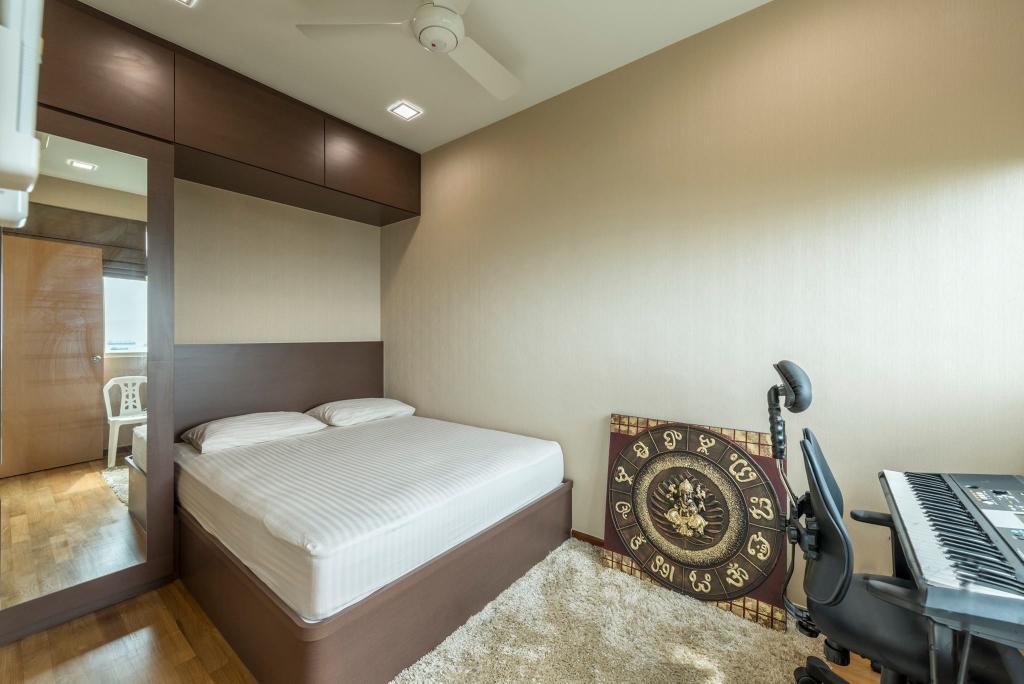 Transitional, Condo, Bedroom, Costa Del Sol, Interior Designer, I Interior Design