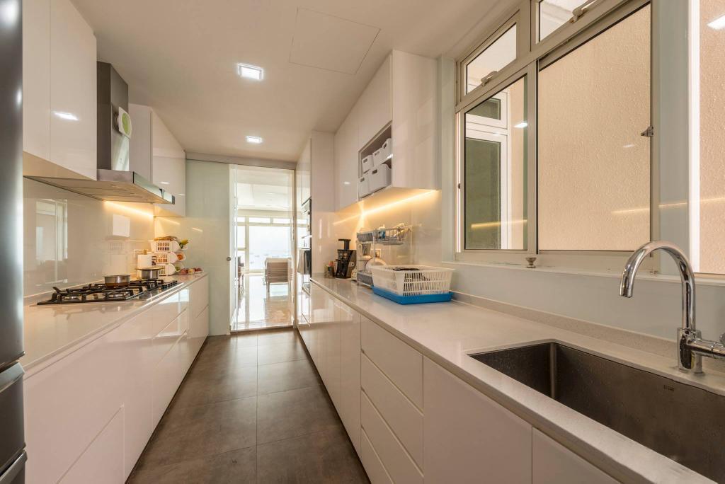 Transitional, Condo, Kitchen, Costa Del Sol, Interior Designer, I Interior Design