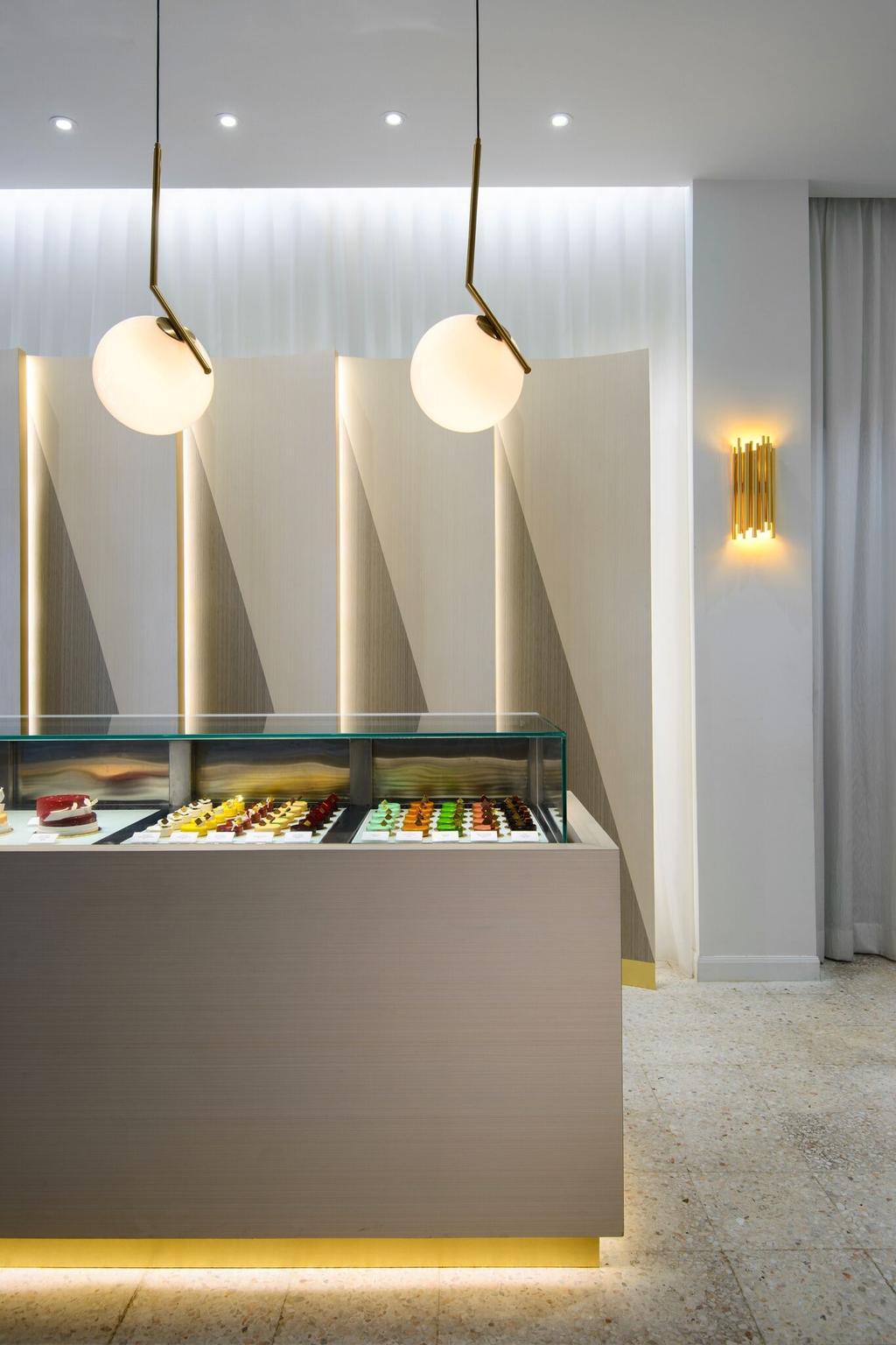 Cream Restaurant, Georgetown Penang, Commercial, Interior Designer, Nevermore Group, Contemporary
