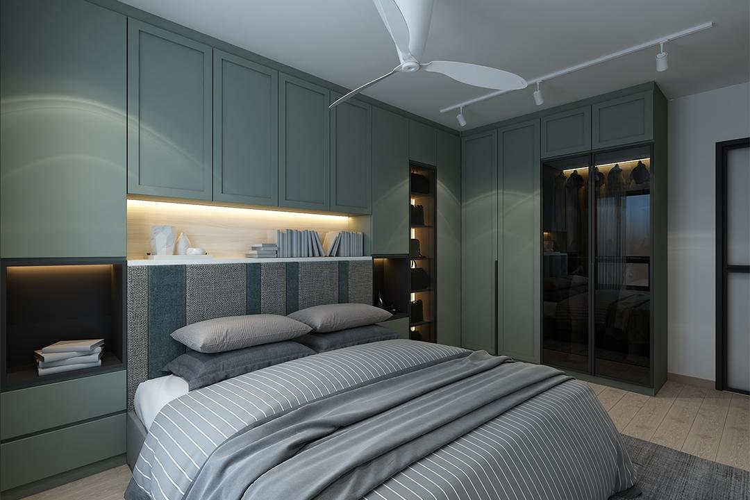 Tampines GreenVerge HDB flat Interior Design Singapore