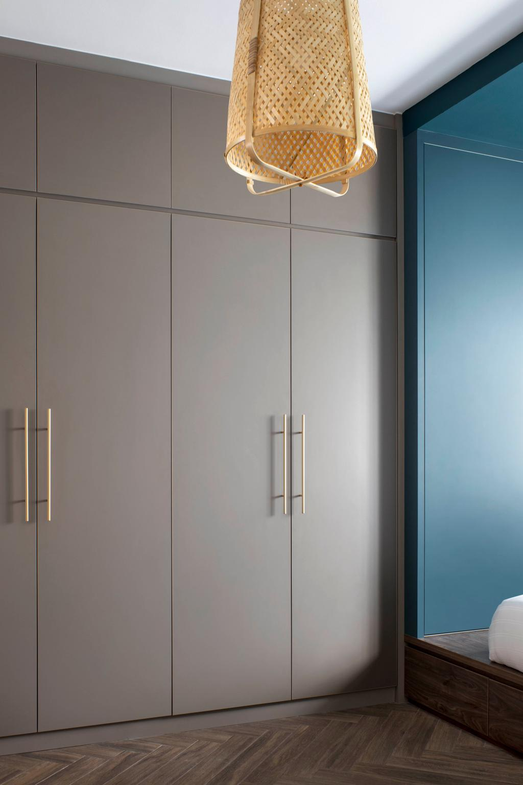 Contemporary, HDB, Bedroom, Henderson Road, Interior Designer, Adroit ID