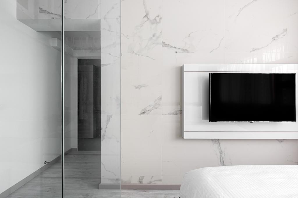 Contemporary, HDB, Bedroom, Ang Mo Kio Street 51, Interior Designer, Jialux Interior