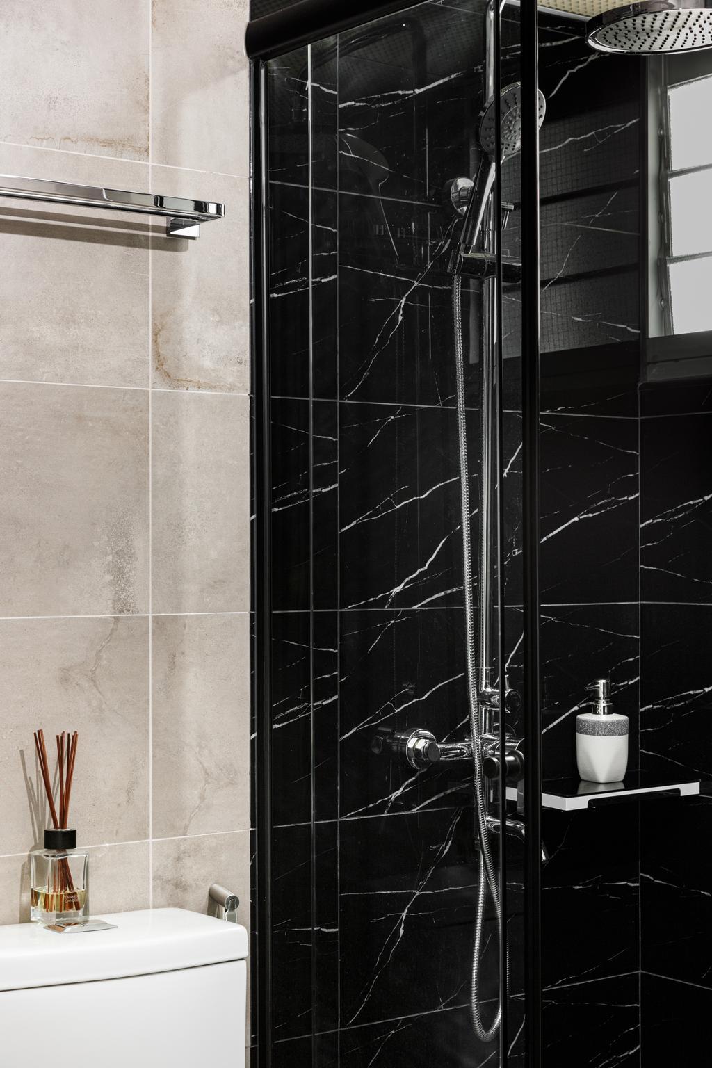 Contemporary, HDB, Bathroom, Ang Mo Kio Street 51, Interior Designer, Jialux Interior