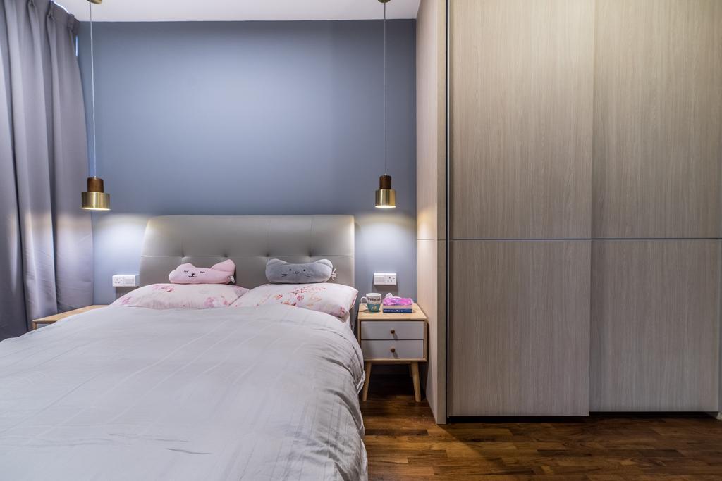 Contemporary, Condo, Bedroom, Wandervale, Interior Designer, Jialux Interior, Modern
