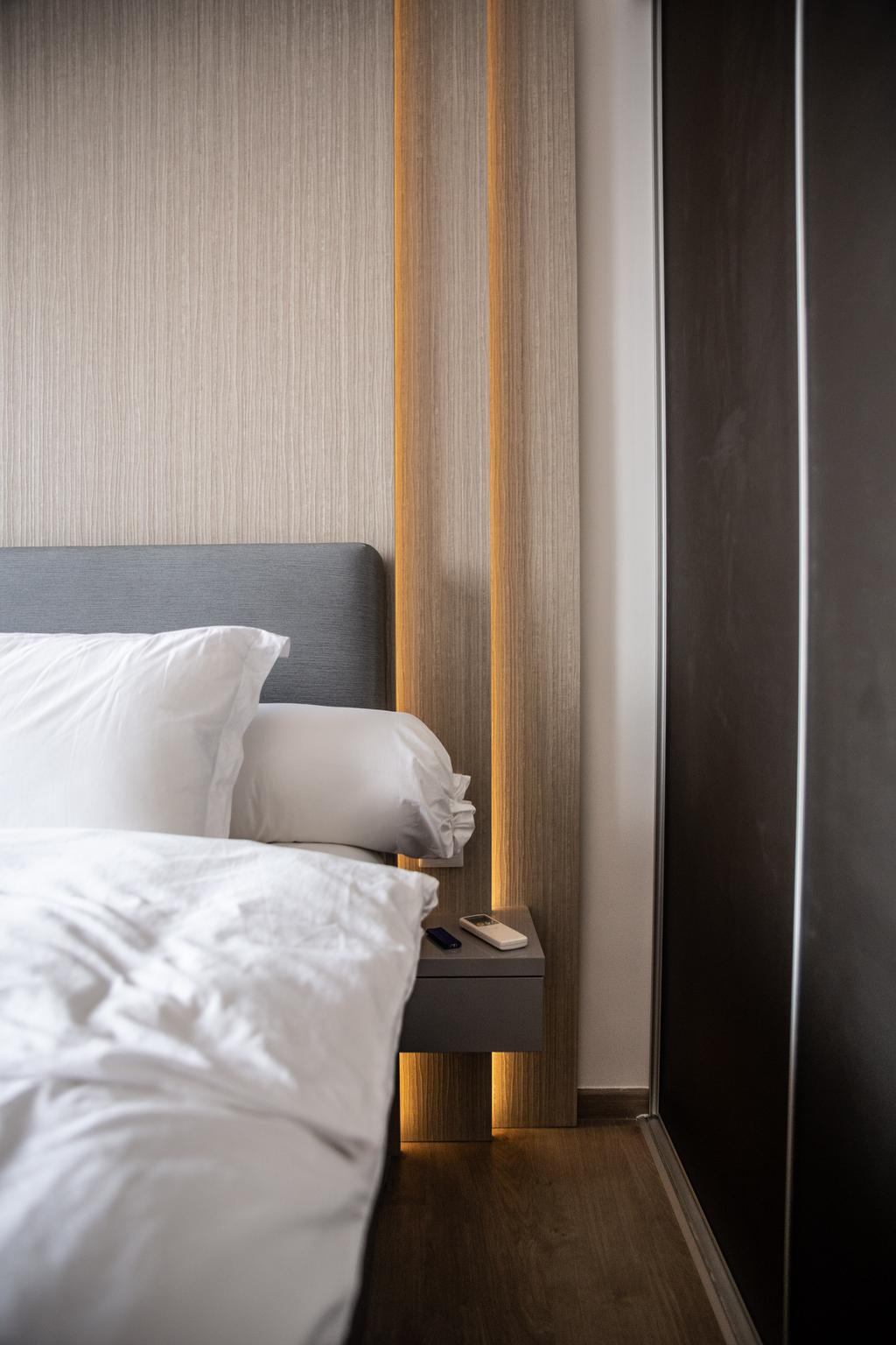 Modern, Condo, Bedroom, Sol Acres, Interior Designer, Jialux Interior