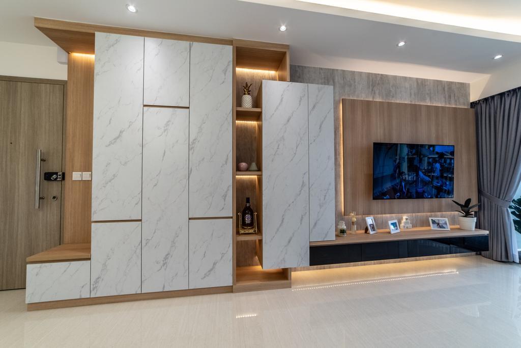 Modern, Condo, Sol Acres, Interior Designer, Jialux Interior