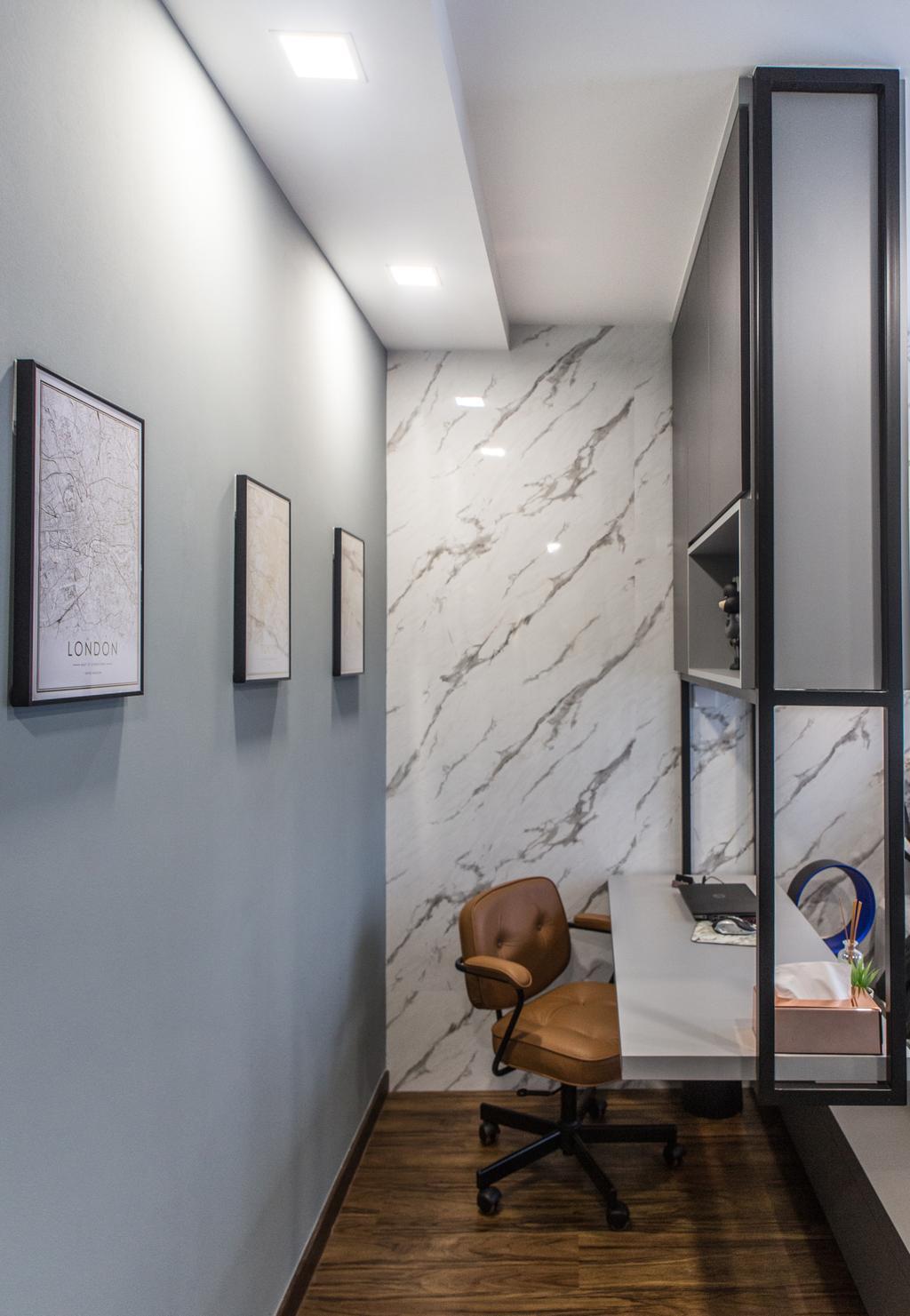 Contemporary, Condo, Bedroom, The Brownstone, Interior Designer, Jialux Interior