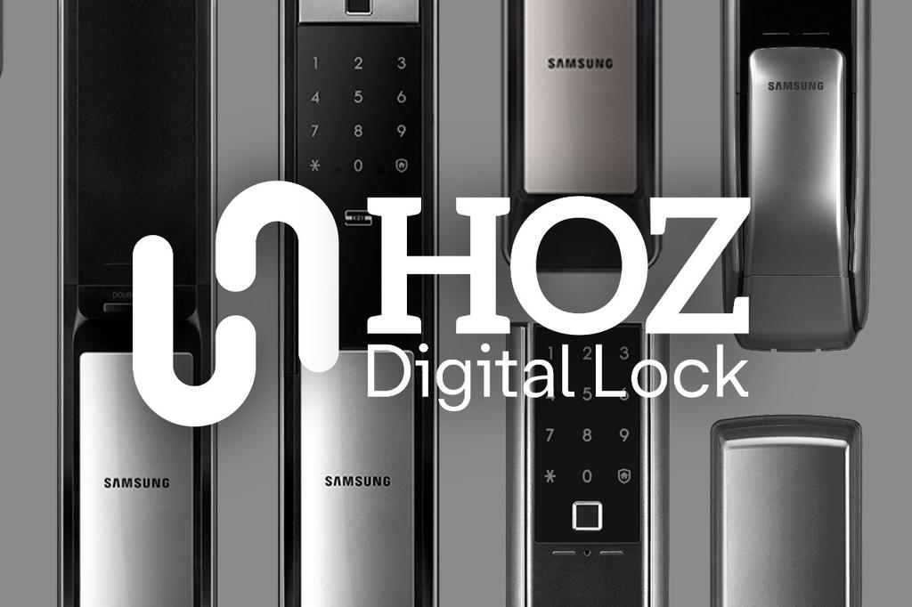 Hoz Digital Lock 1