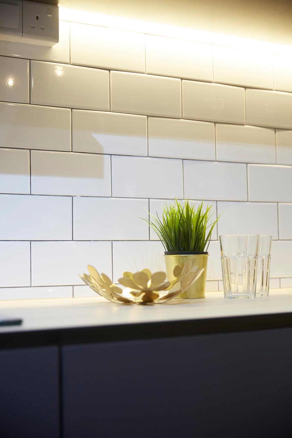 Contemporary, HDB, Kitchen, Yishun Street 71, Interior Designer, i-Chapter