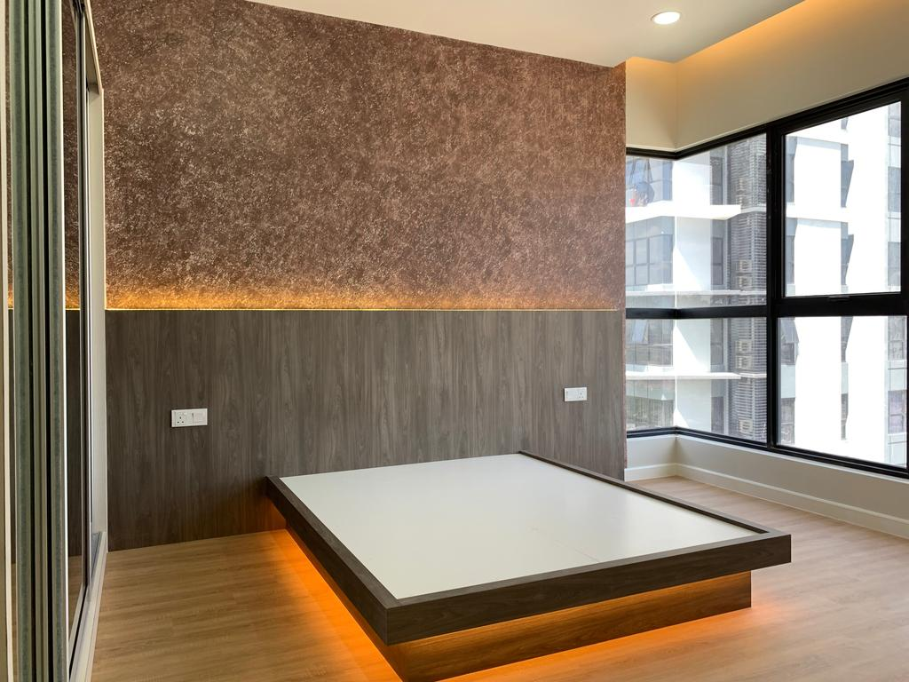 Condo, Le Pavillion Residence, Puchong, Interior Designer, Syira Dale Design