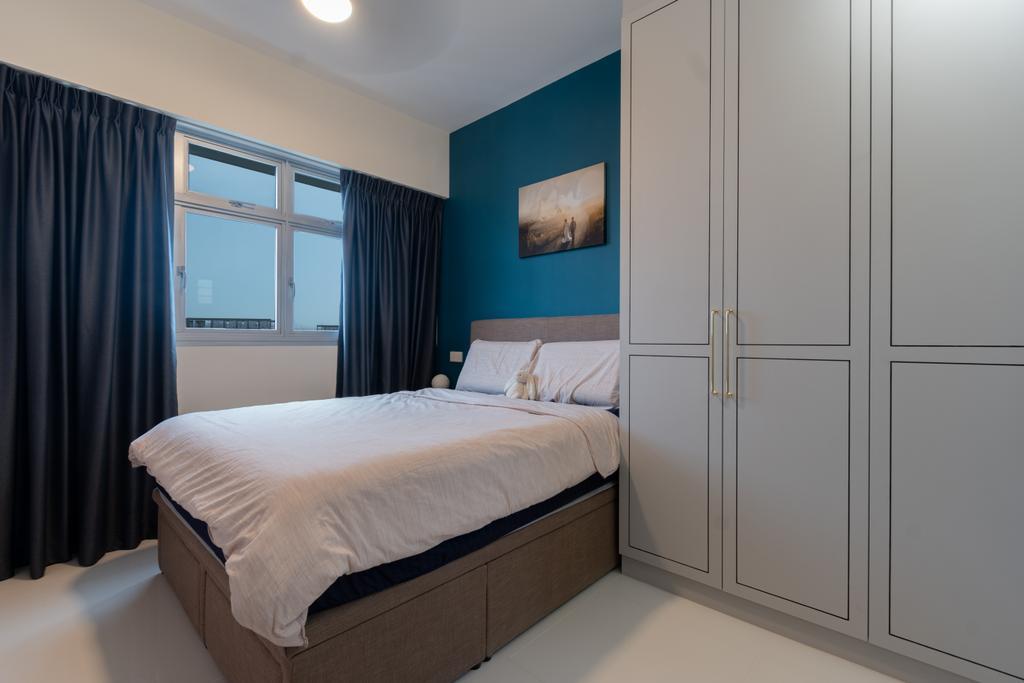 Contemporary, HDB, Canberra Street, Interior Designer, Yang's Inspiration Design