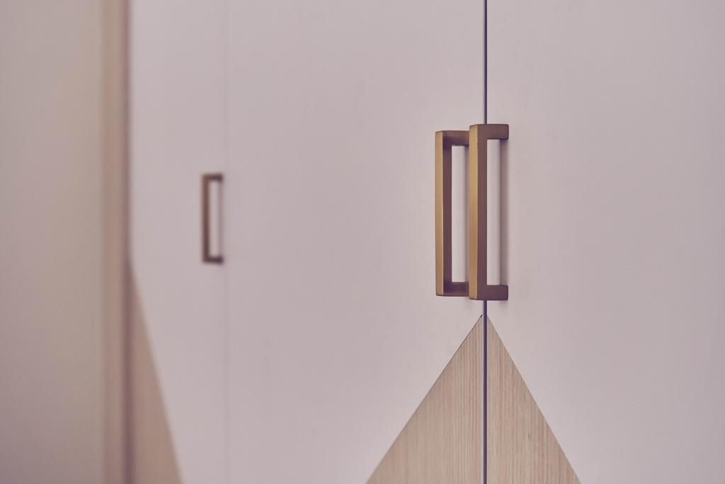 Contemporary, Condo, Bedroom, High Oak Condo, Interior Designer, Lemonfridge Studio