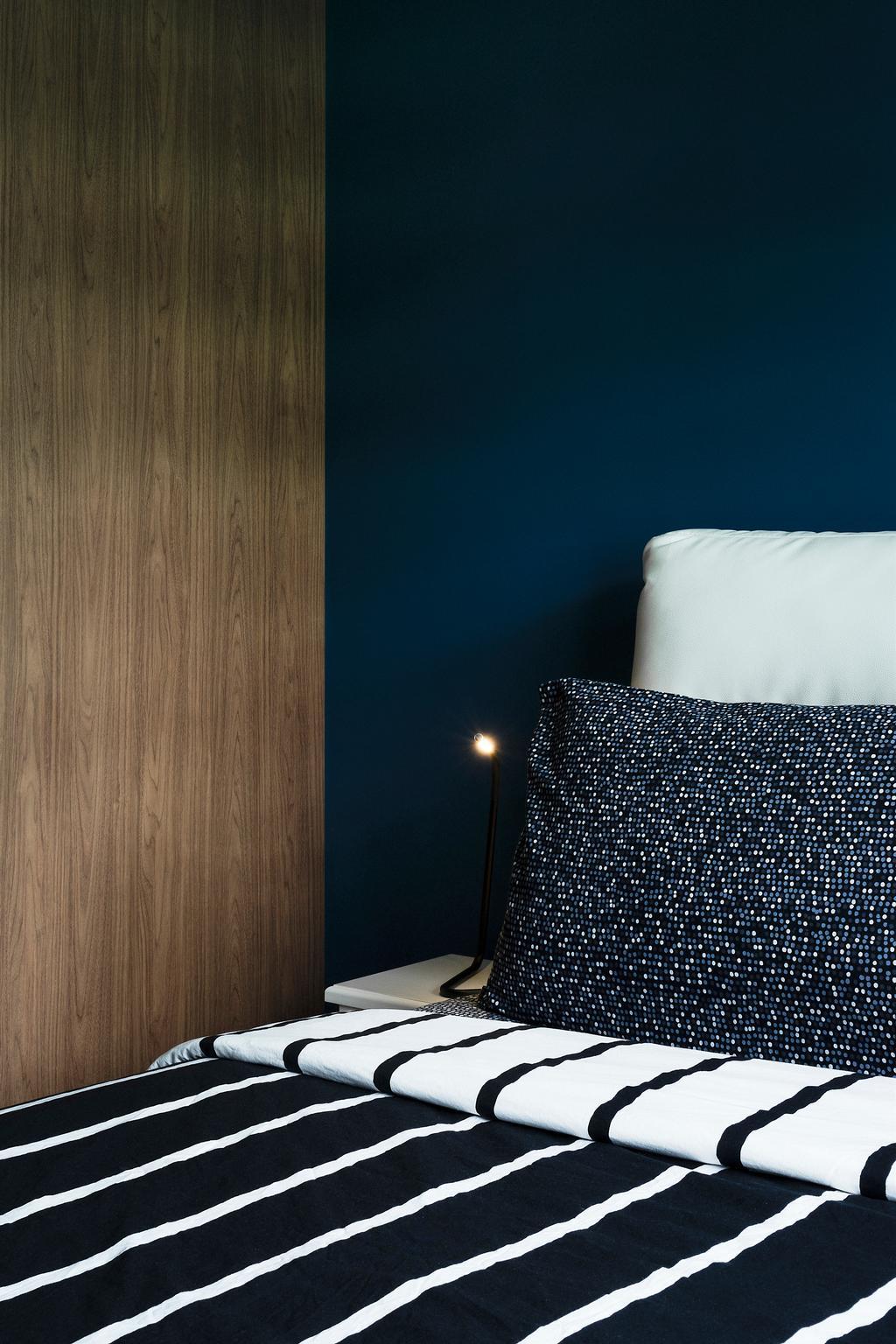 Contemporary, HDB, Bedroom, Tampines Street 61, Interior Designer, Great Oasis Interior Design
