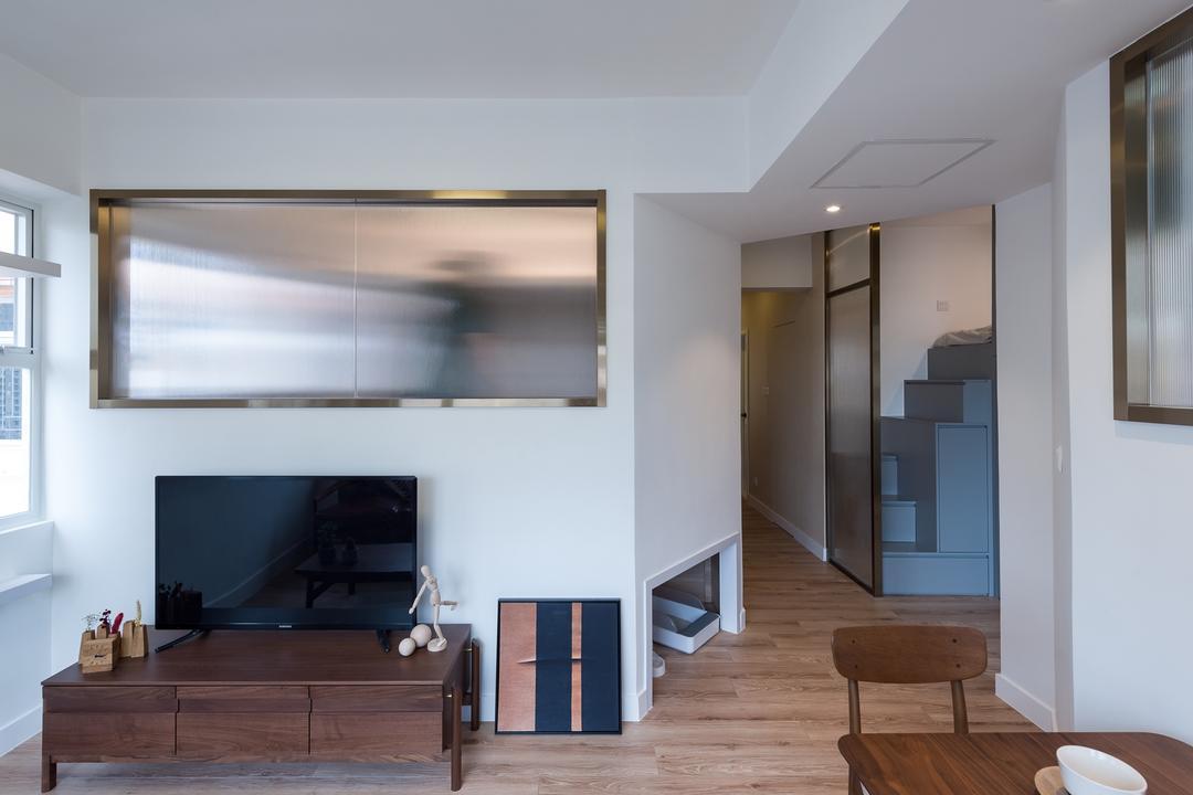 功樂道 Living Room Interior Design 14
