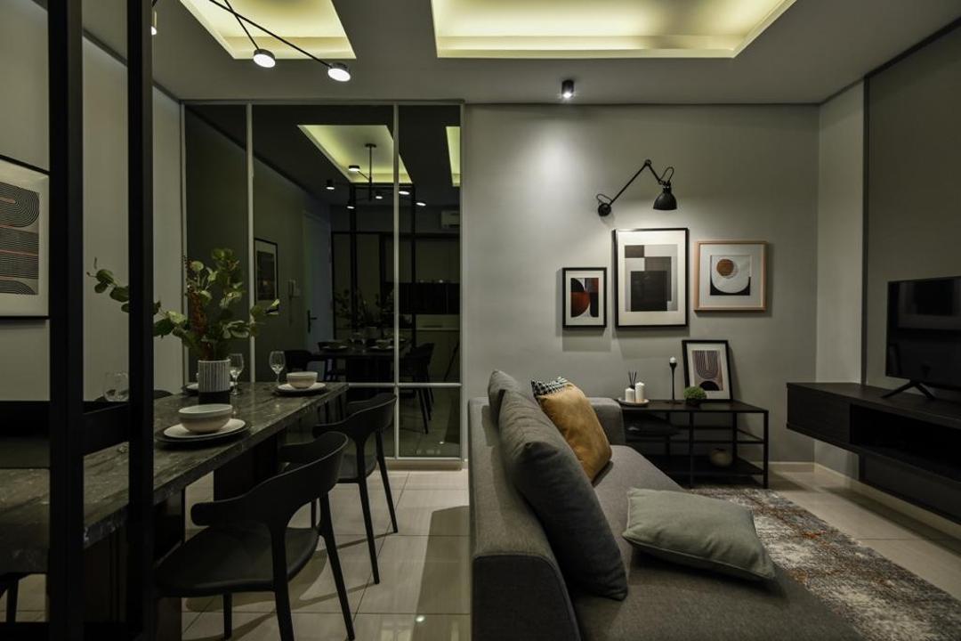 Dorsett Hartamas Residence, Sri Hartamas by Blaine Robert Design Sdn. Bhd.