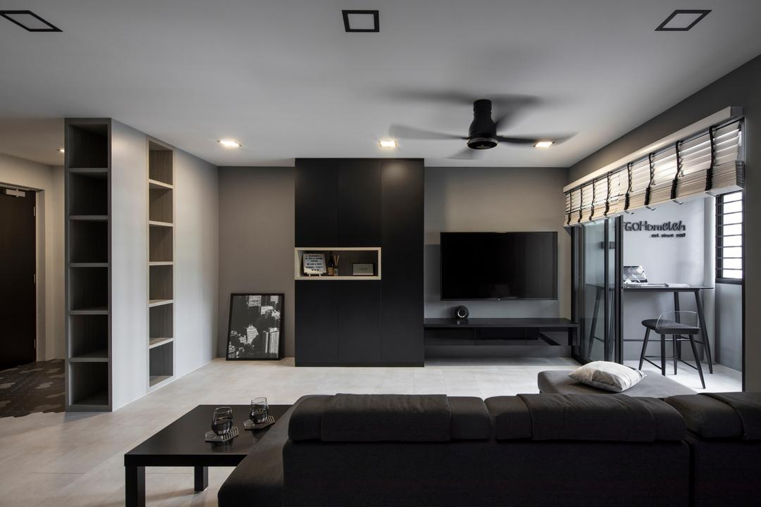 Rivervale Drive Living Room Interior Design 4