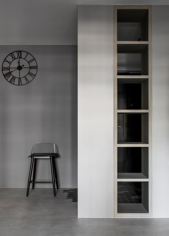 Contemporary, HDB, Living Room, Rivervale Drive, Interior Designer, Ascend Design