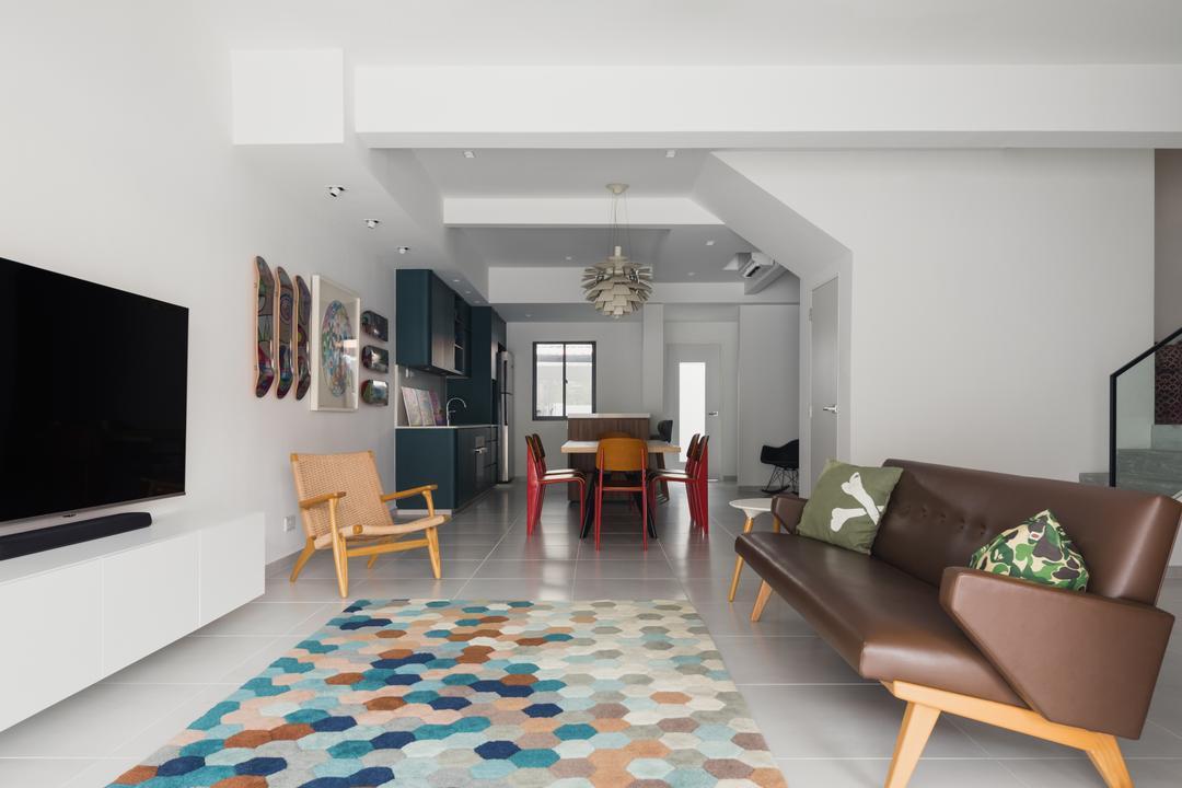 Lorong Sarina by LS2 Design & Construction
