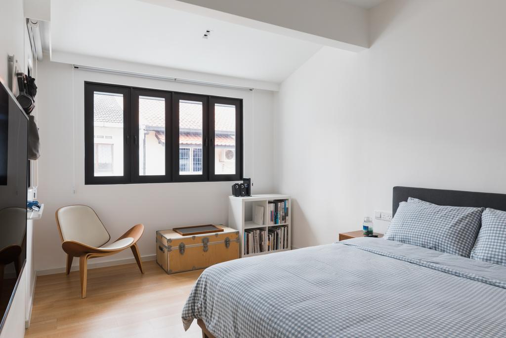 Contemporary, Landed, Bedroom, Lorong Sarina, Interior Designer, LS2 Design & Construction
