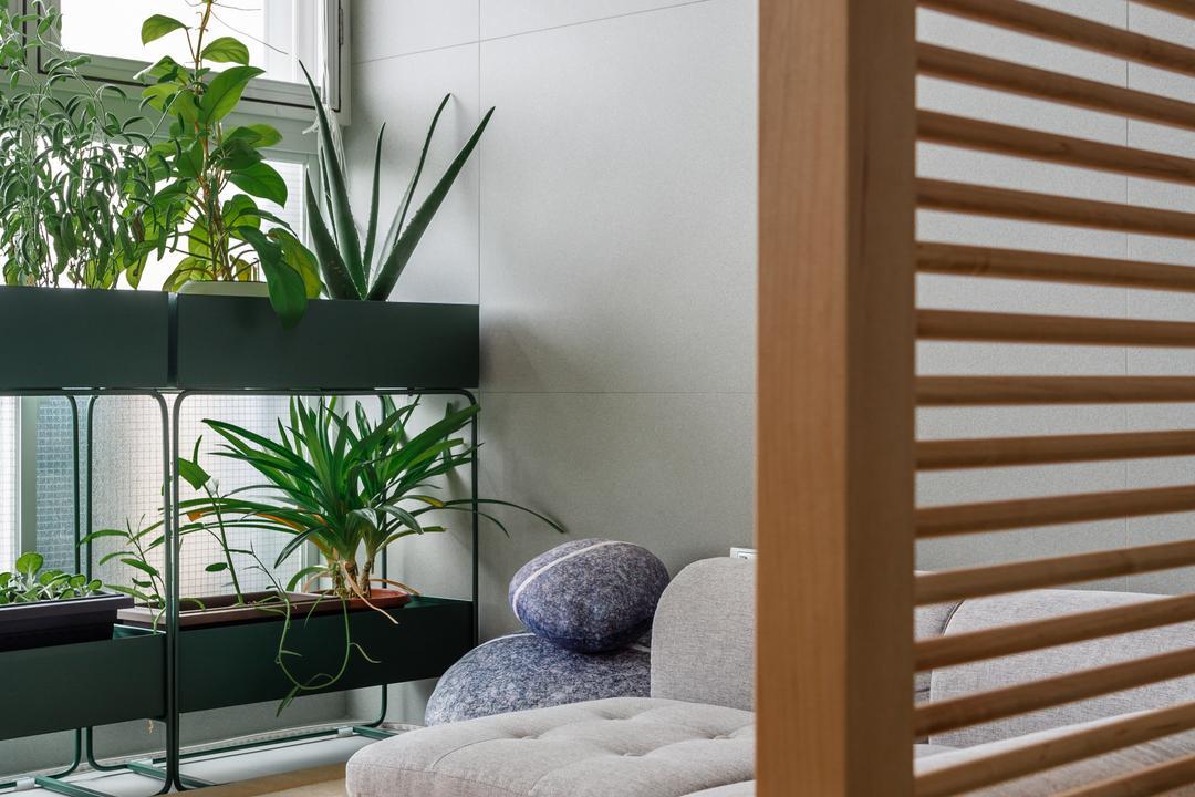 Holland Drive, Habit, Contemporary, Scandinavian, Garden, HDB