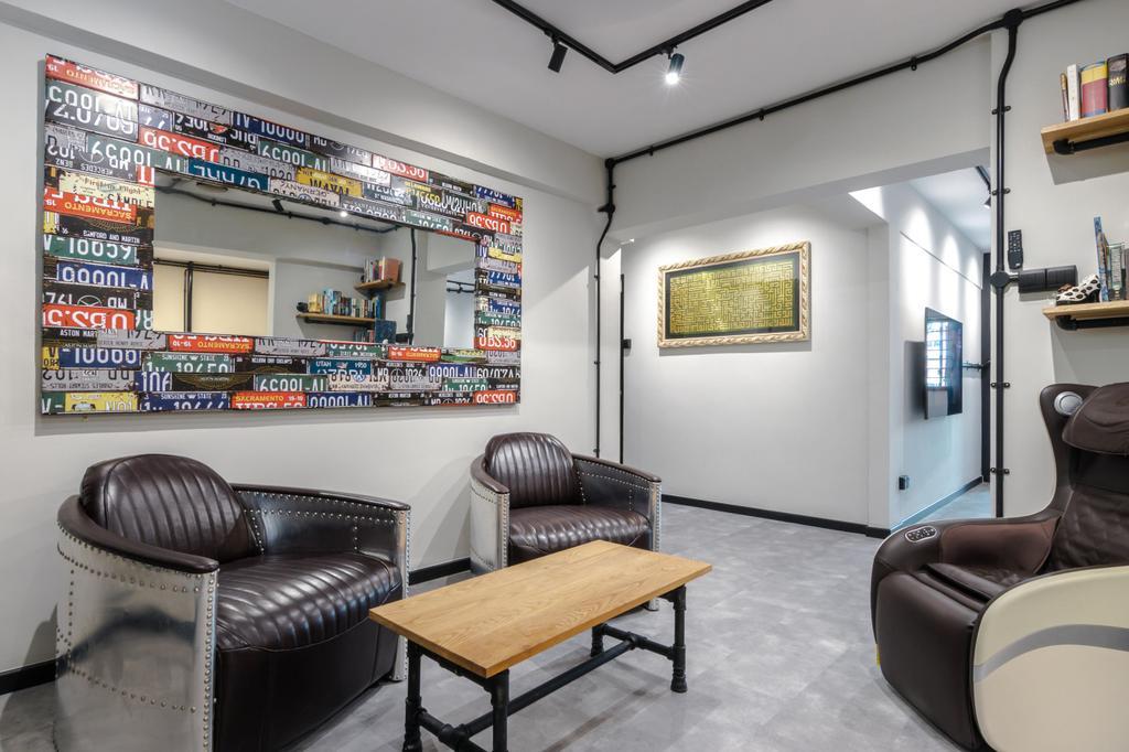 Modern, HDB, Living Room, Bedok North Street 2, Interior Designer, 9 Creation