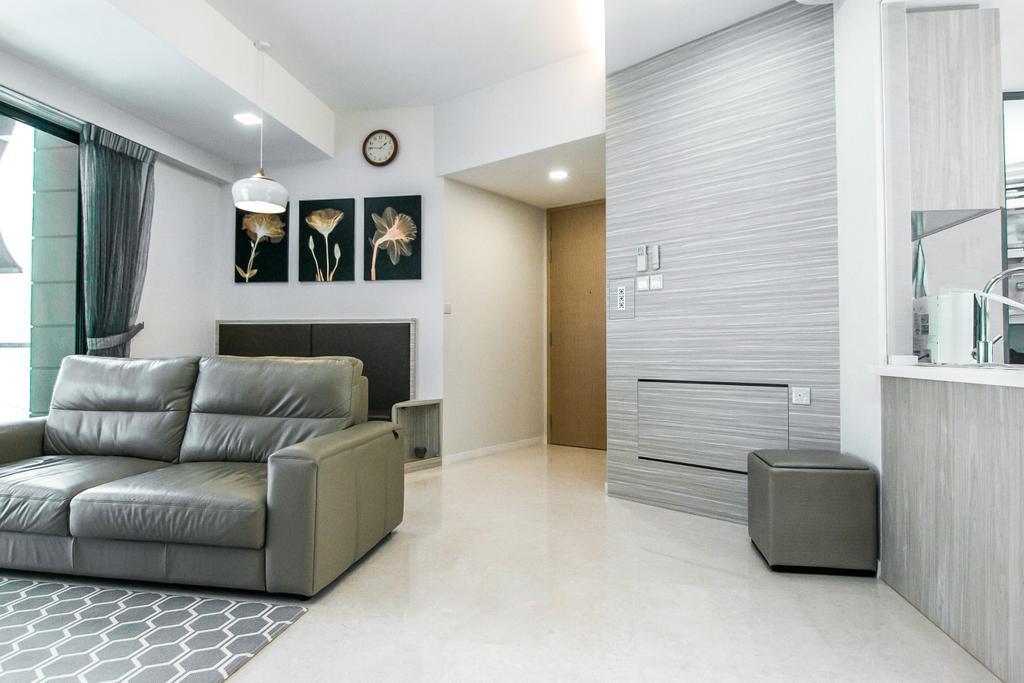 Contemporary, Condo, Seventy St. Patrick's, Interior Designer, 9 Creation