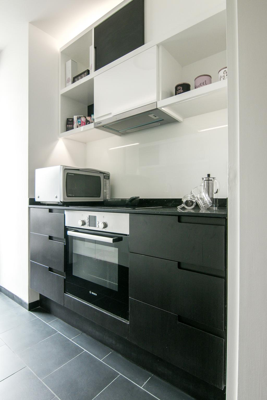Contemporary, Condo, Kitchen, Village @ Pasir Panjang, Interior Designer, 9 Creation