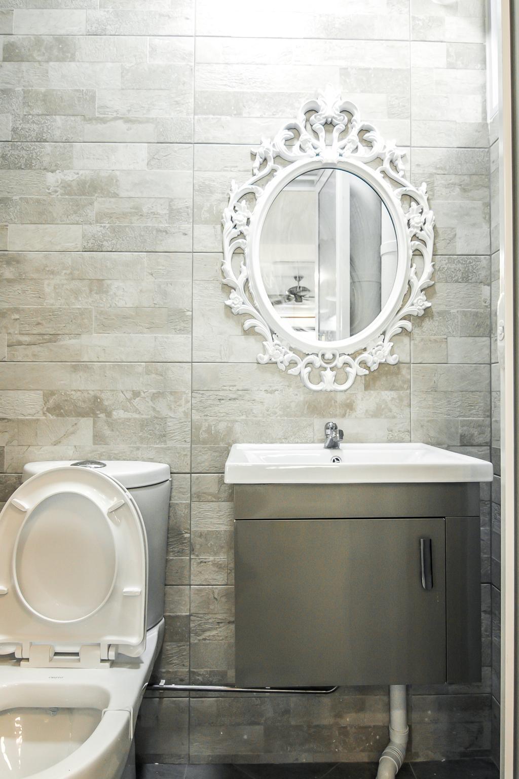 Modern, HDB, Bathroom, Woodlands Drive 50, Interior Designer, 9 Creation