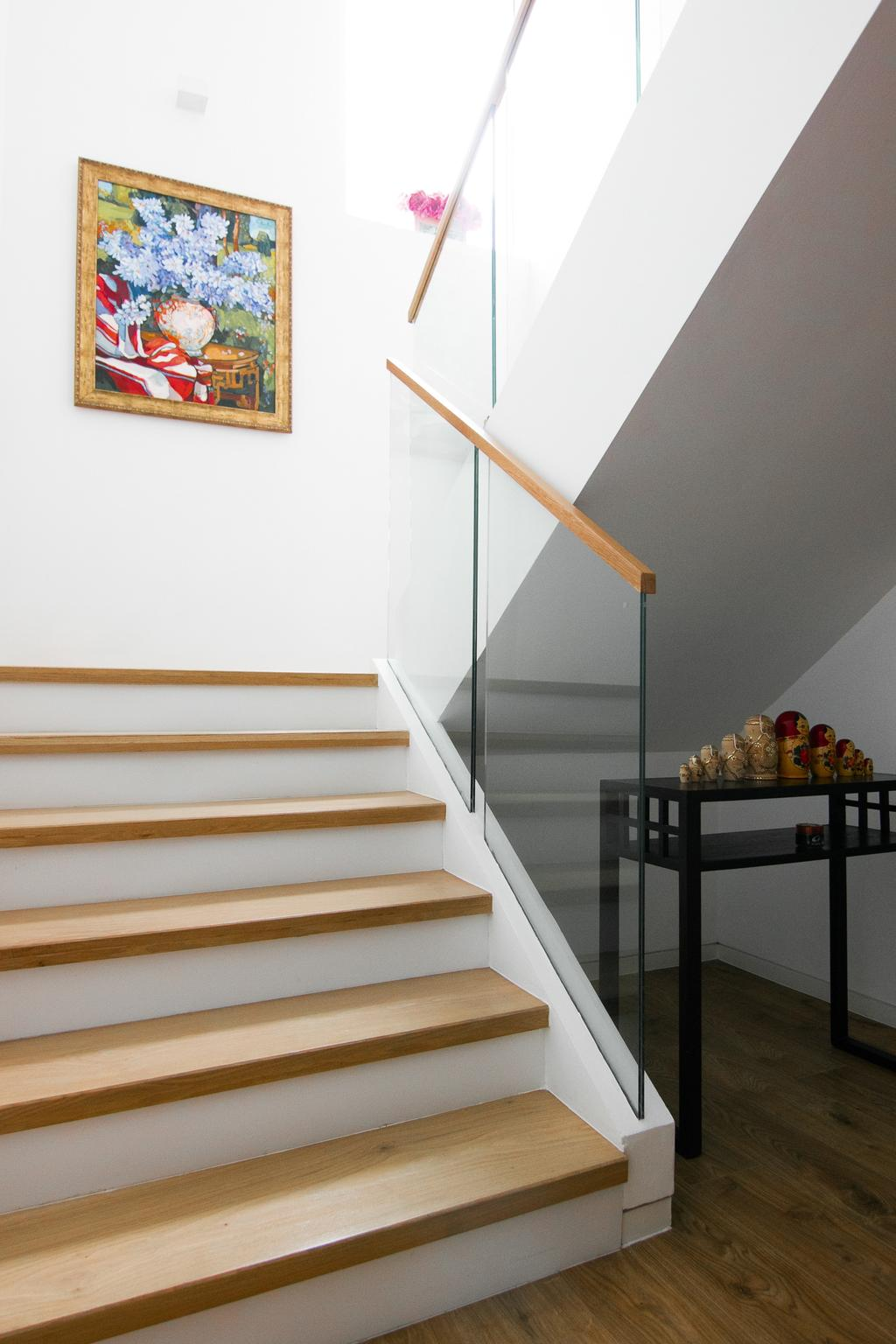 Contemporary, Landed, Living Room, Yarwood Avenue, Interior Designer, 9 Creation