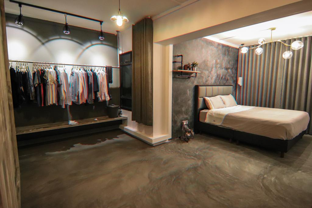 Industrial, HDB, Bedroom, Klang Lane, Interior Designer, 9 Creation