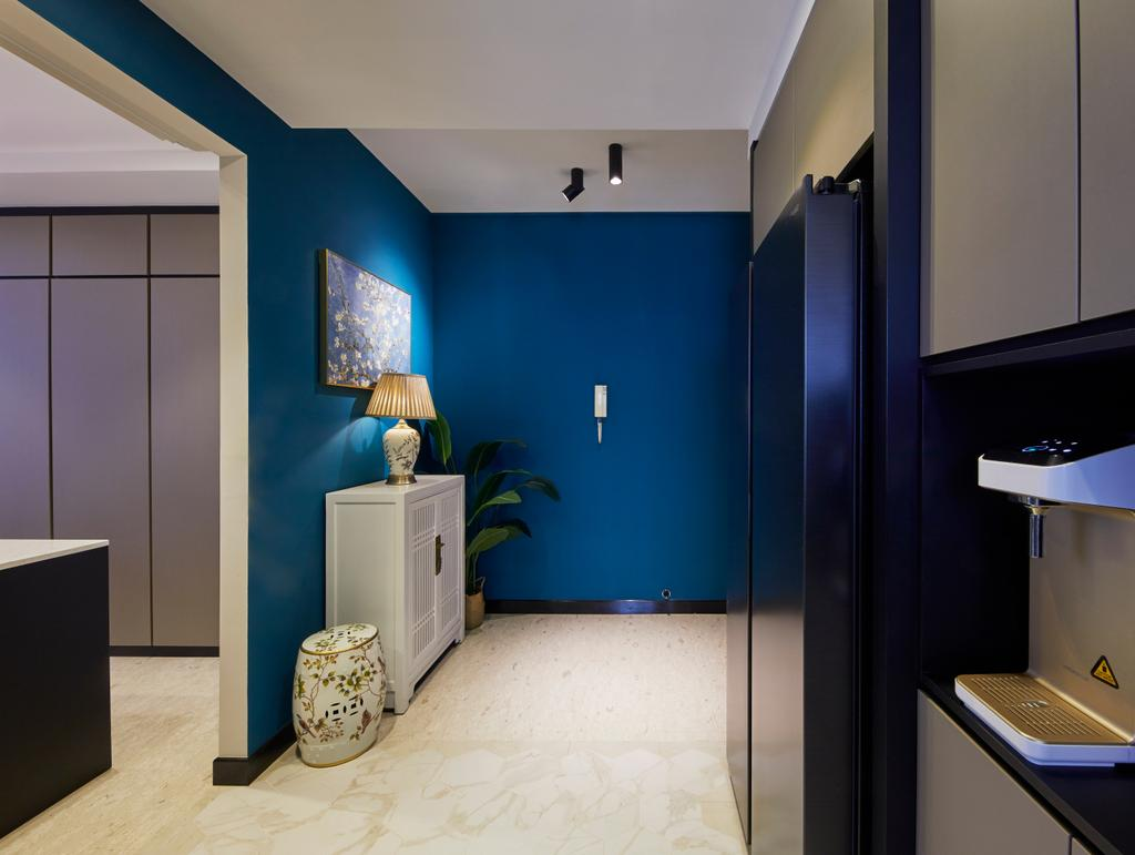 Contemporary, Condo, Living Room, The Eden, Interior Designer, The Interior Lab