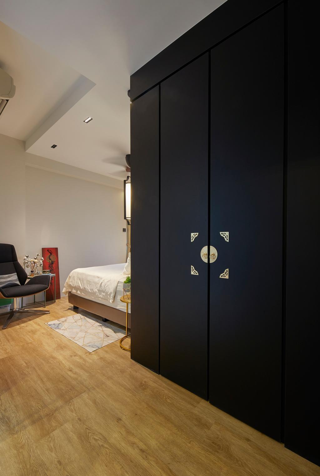 Contemporary, Condo, Bedroom, The Eden, Interior Designer, The Interior Lab