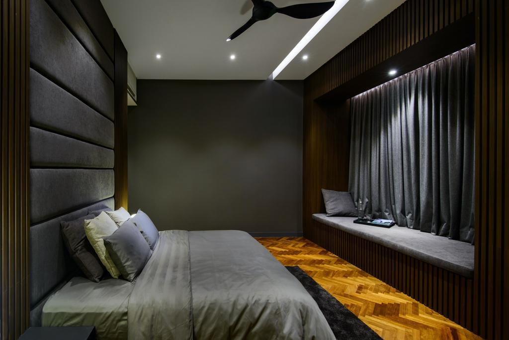 Modern, Apartment, Quayside, Tanjung Tokong, Interior Designer, Nevermore Group, Contemporary