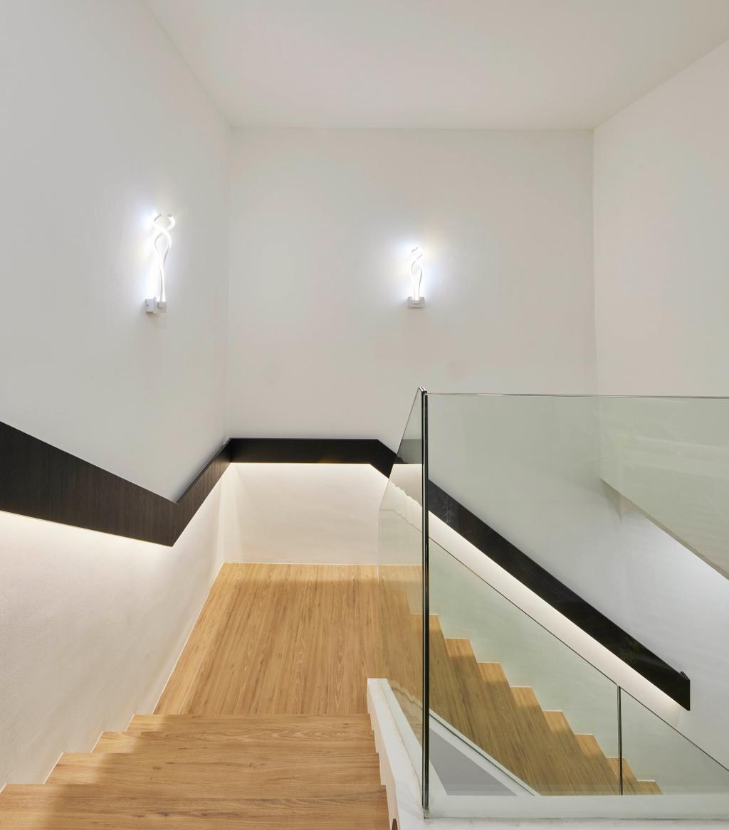 Contemporary, HDB, Living Room, Woodlands Street 82, Interior Designer, SHE Interior