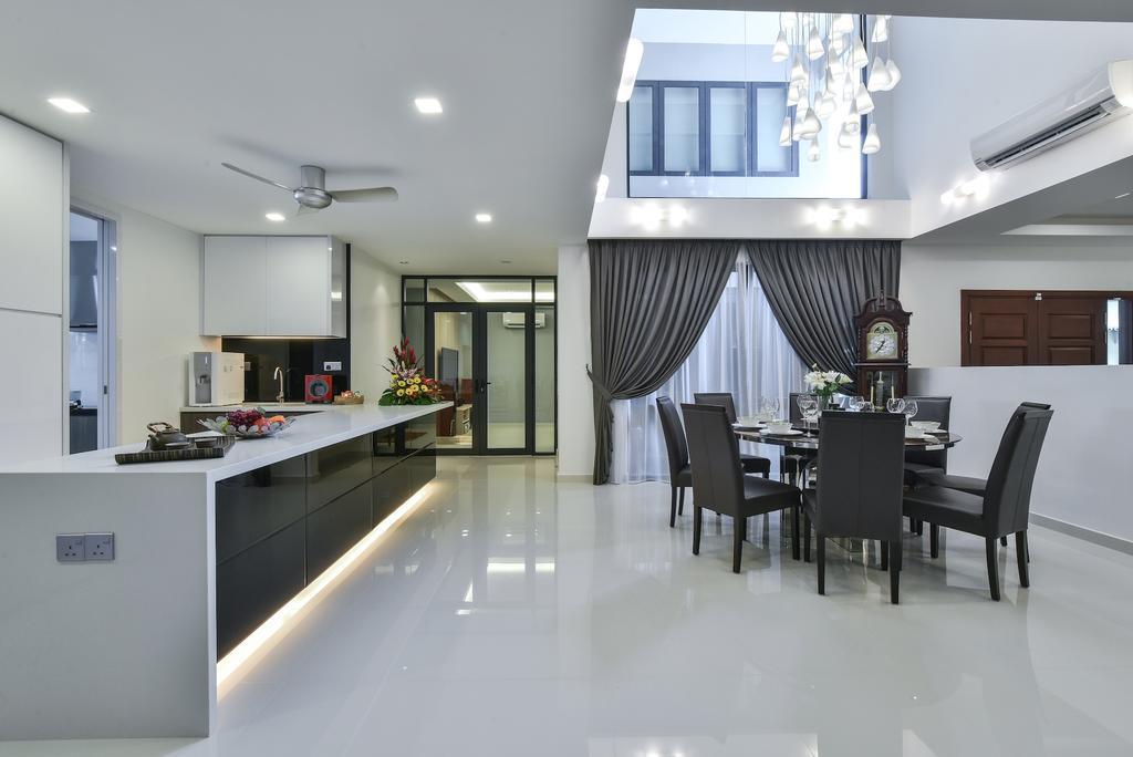 Modern, Landed, Sierra Damansara @ Kota Damansara, Interior Designer, Surface R Sdn. Bhd., Contemporary