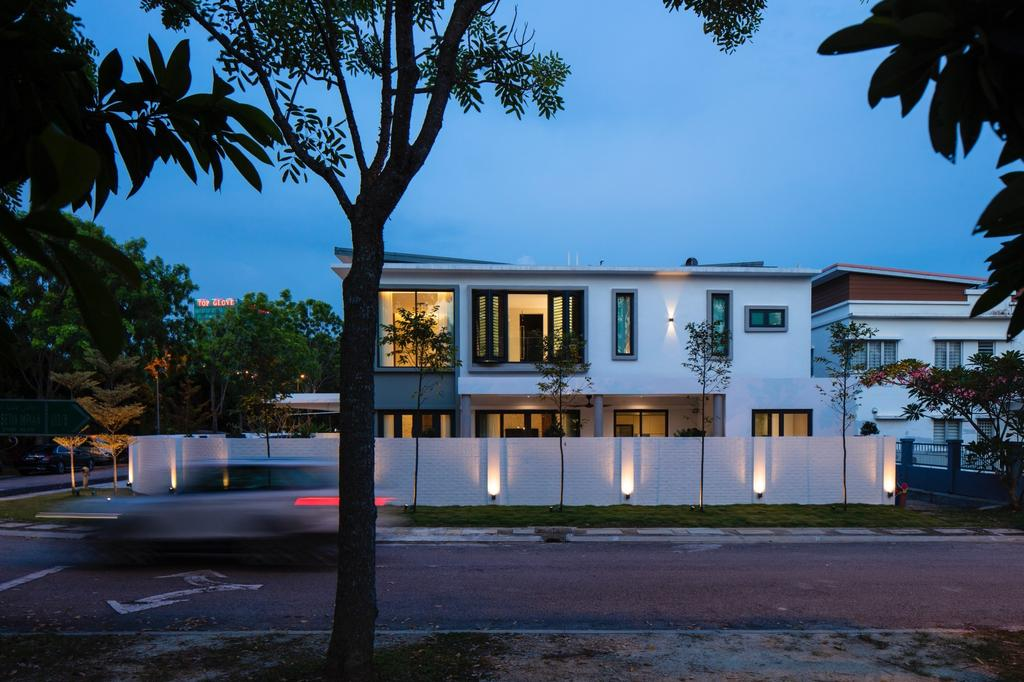 Modern, Landed, Alam Impian, Setia Alam 2, Interior Designer, Surface R Sdn. Bhd., Contemporary