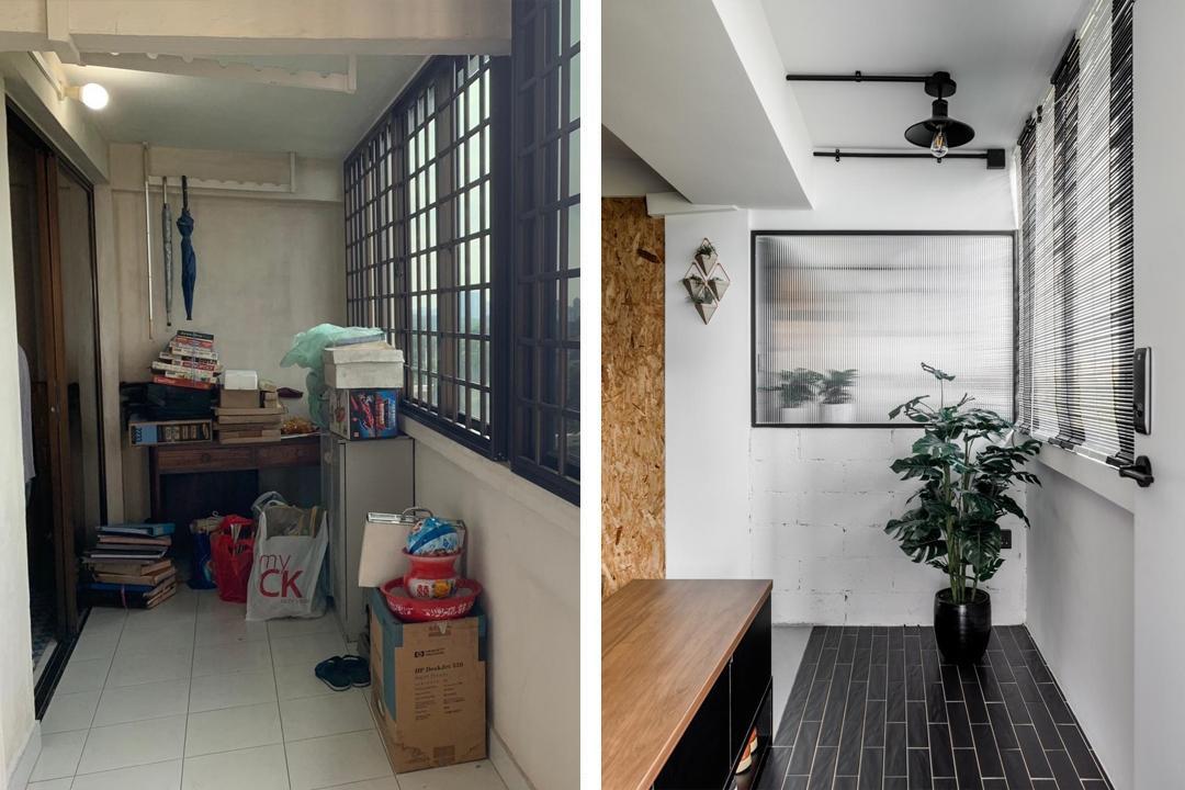 hdb resale renovation singapore
