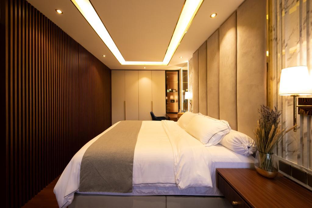 Modern, HDB, Bedroom, McNair Road, Interior Designer, Space Atelier