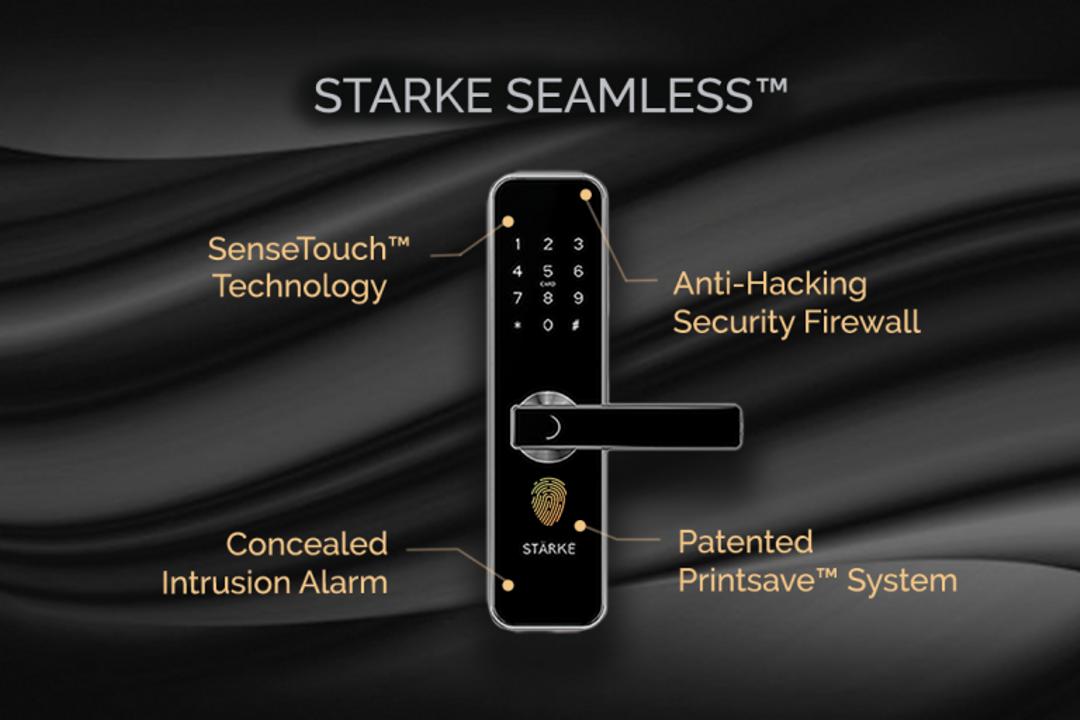 Starke Digital Locks 3