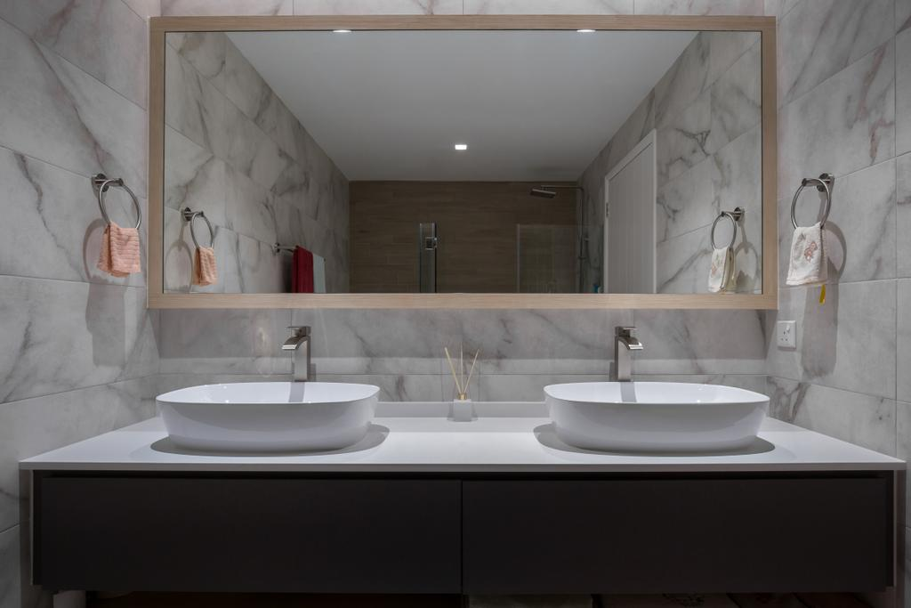 Contemporary, Landed, Bathroom, Toh Yi Road, Interior Designer, Dyel Design