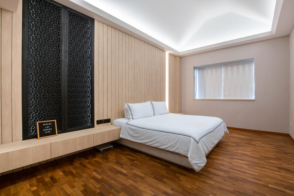Contemporary, Landed, Bedroom, Toh Yi Road, Interior Designer, Dyel Design