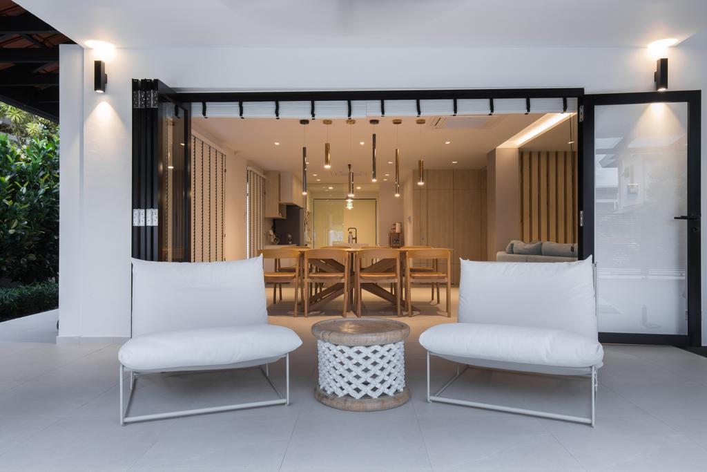 Contemporary, Landed, Balcony, Toh Yi Road, Interior Designer, Dyel Design