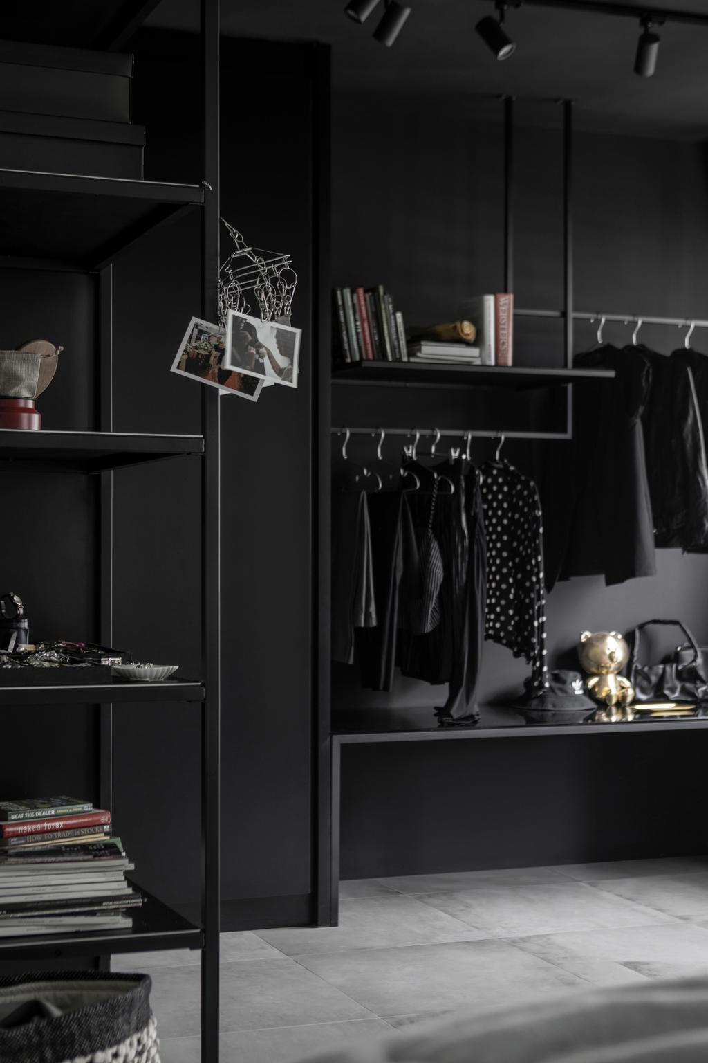 Contemporary, HDB, Bedroom, Tampines Avenue 9, Interior Designer, Fifth Avenue Interior