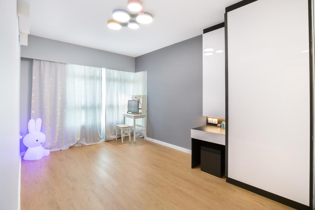 Modern, HDB, Bedroom, Canberra Street, Interior Designer, APH Projects