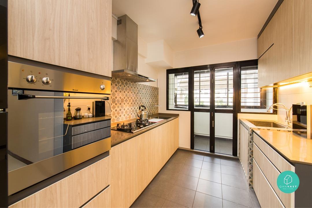 Renovation Journey: Warm Tones, Cosy Home