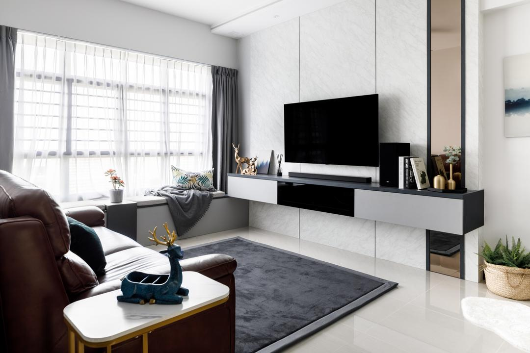 Tampines North Drive 1 by Jialux Interior
