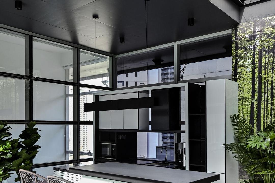 Mr. William's Residence , Park Seven KLCC by SQFT Space Design Management