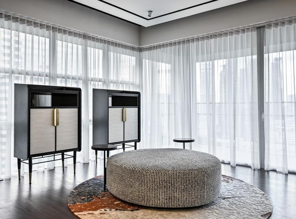 Contemporary, Condo, Mr. William's Residence , Park Seven KLCC, Interior Designer, SQFT Space Design Management, Modern