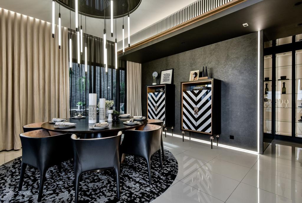 Condo, Dining Room, THE VEO Show Unit Type E2 , KL East, Interior Designer, SQFT Space Design Management