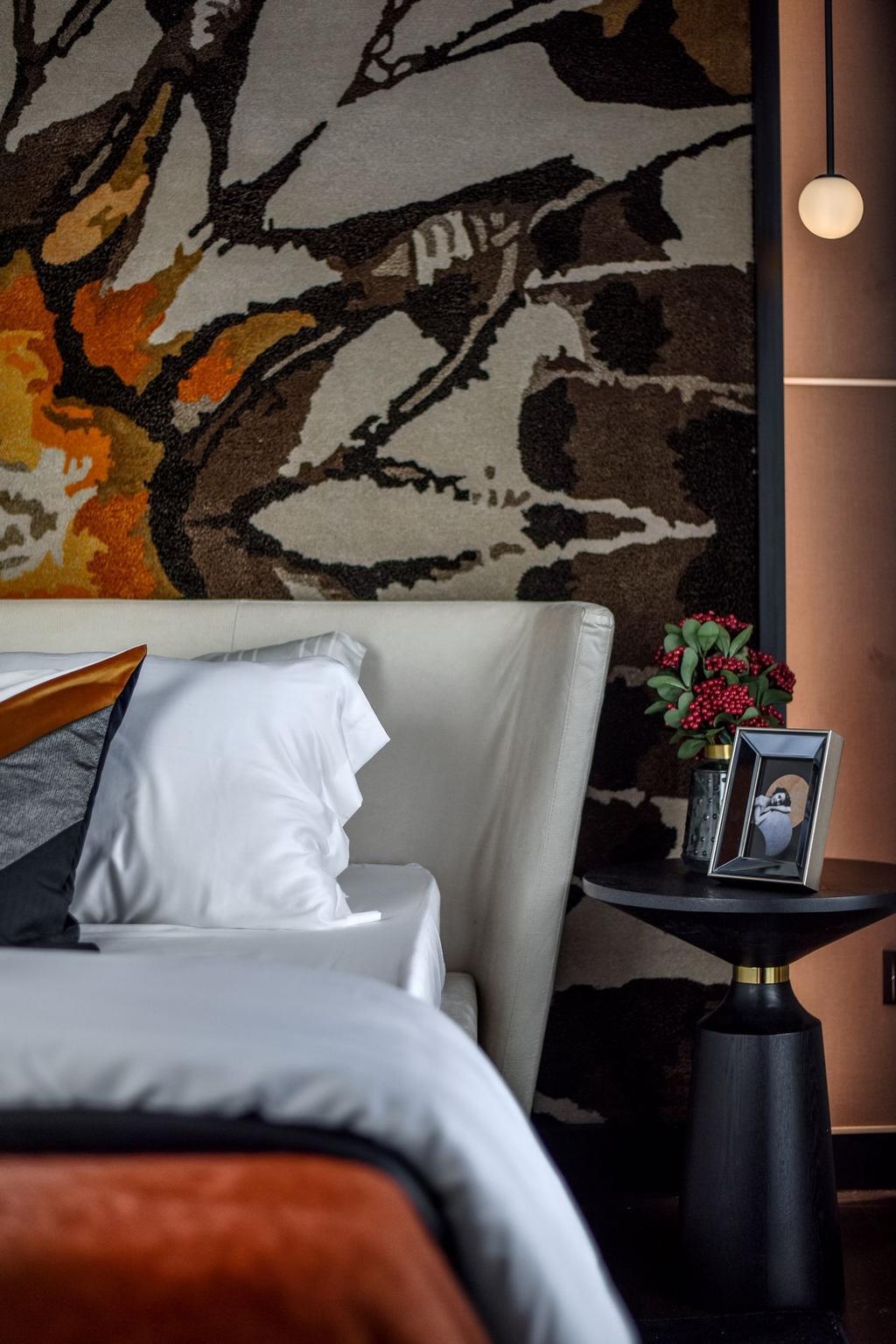 Condo, Bedroom, THE VEO Show Unit Type E2 , KL East, Interior Designer, SQFT Space Design Management